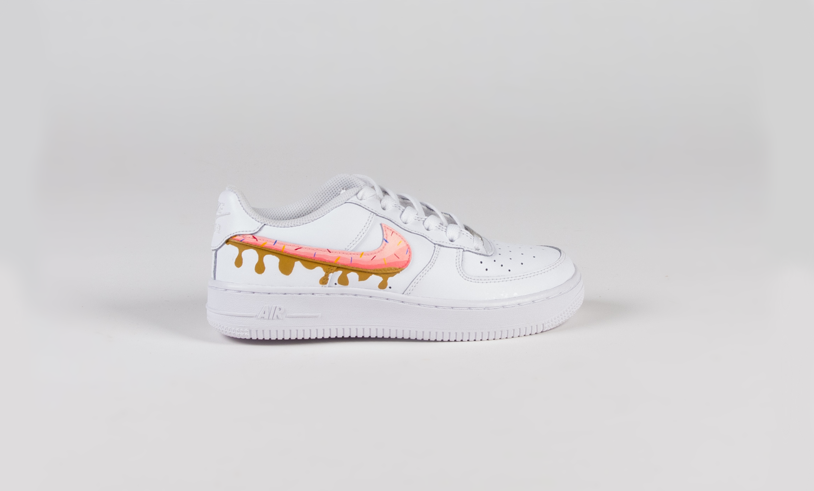 Nike Air Force One Donut Edition Limitee Shoesyourcustom