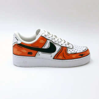Nike Air Force One Cartoon